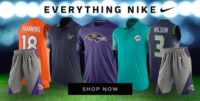 Nike Game Jersey