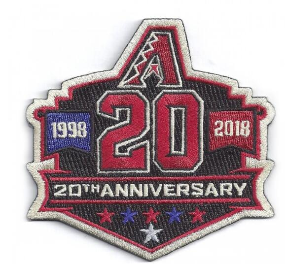 2018 Arizona Diamondbacks 20th Patch