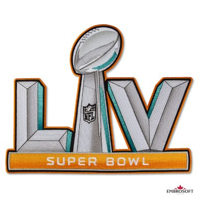 2021 LV Super Bowl Patch