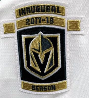 Vegas Golden Knights Inaugural Season Patch