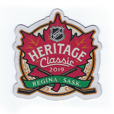 2019-20 Heritage WHA Classic Patch