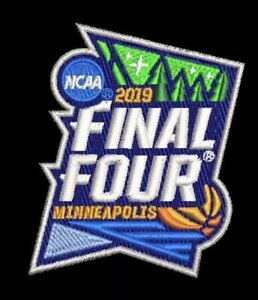NCAA Final Four Patch